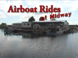 Airboat Rides at MIDWAY - Orlando's BEST Everglades Airboat Tour ...