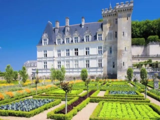 Villandry Chateau – Great Attractions (Villandry, France)