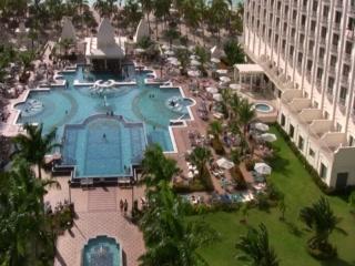 Hotel Riu Palace Aruba: Balcony View