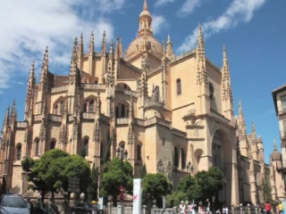 Segovia Cathedral - Great Attr...