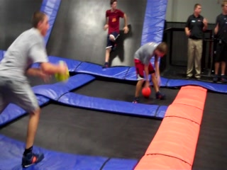 Sky Zone Columbus-Dodgeball Court