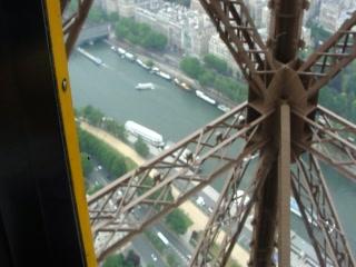 Eiffeltårnet: Eiffel Ascent