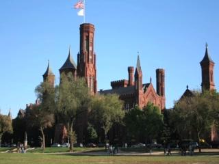 Washington, D.C., DC: Smithsonian Castle - Great Attractions (Washington, DC, United States)