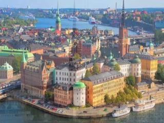 Architecture of Stockholm - Great Attractions (Sweden)