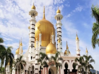 Ubudiah Mosque - Great Attractions (Malaysia)