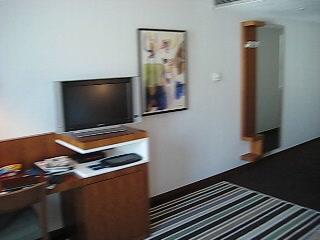 Sofitel Berlin Kurfuerstendamm : Hotel Concorde Berlin, room 1008