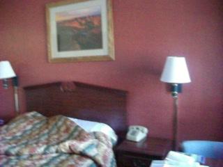 Howard Johnson Inn Flagstaff University West : a room in TRAVEL INN