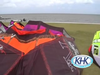 Waves Village Resort : Site Tour for Kiteboarders