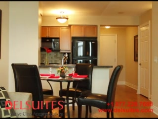 DelSuites Furnished Accommodations: Furnished apartments in Toronto