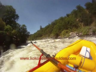 Kokopelli River Guides - Day Trips: River Rafting on the Upper Klamath River
