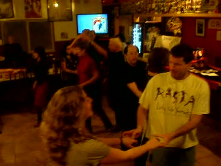 West Coast Swing Dance Party Video Of American Burger