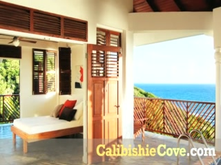 Calibishie Cove, Dominica's Gorgeous Paradise Penthouse