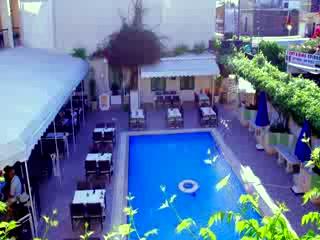 Контокали, Греция: Hotel Telesilla Kontokali Next to Gouvia Marina Corfu