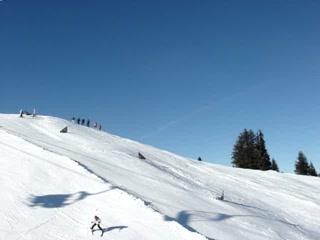 Flumserberg skiing