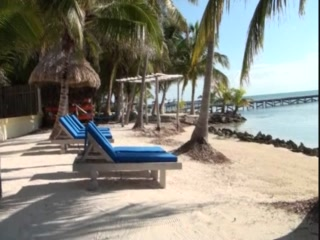 Pelican Reef Villas' Beach