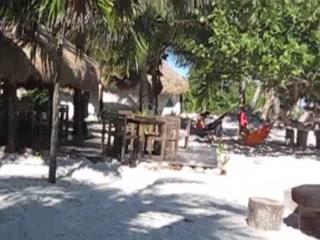 Kabah na: Kabah-na Eco Resort, Majahual Mexico