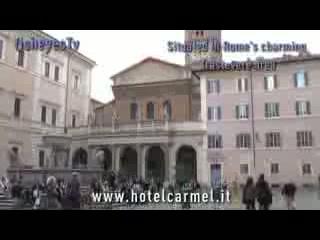 Locanda Carmel: Hotel Carmel Rome Italy