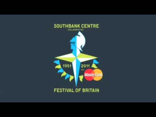 Southbank Centre celebrates Festival of Britain with Mastercard (LONG)