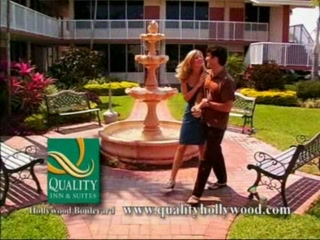 Quality Inn & Suites Hollywood Boulevard: Romantic Getaway