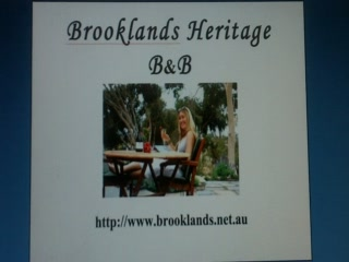 Brooklands Heritage B&B: Internal tour of the B&B cottage