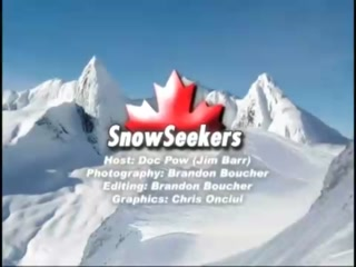 Fernie Alpine Resort Ski and Activity Guide- SnowSeekers TV 2010