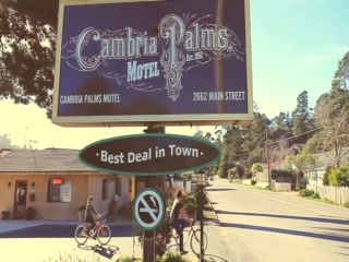 Cambria Palms Motel : Cambria Palms