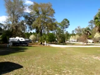 White Springs, FL: Lee's RV Park
