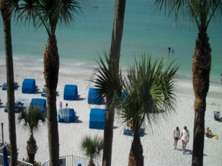 North Redington Beach, FL: Another day in paradise at the Doubletree Beach Resort!