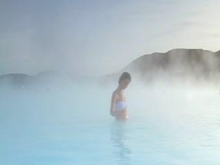 Grindavik, Island: Blue Lagoon geothermal spa in Iceland