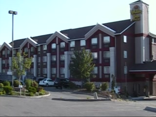 Holiday Inn Express Wenatchee: Holiday Inn Express