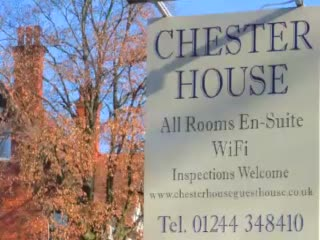 Chester House Guest House: Chester House Video Tour