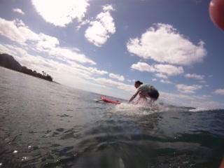 Rincón, Puerto Rico: Boarding House Surf School