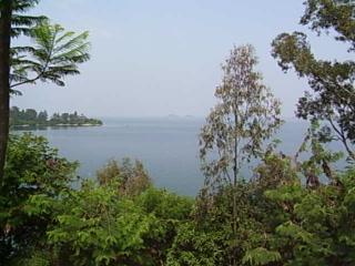 Kibuye, Rwanda: Hotel Centre Behtanie - Rwanda