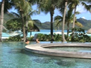 Four Seasons Resort Bora Bora: Four Seasons Bora Bora Pool