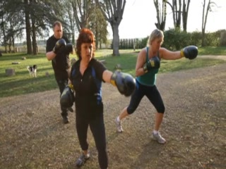 NuBeginnings France : Weight loss boot camp video