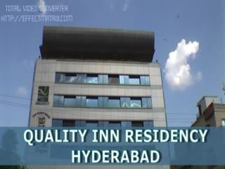 Hotel Quality Inn Residency.: Quality Inn Residency