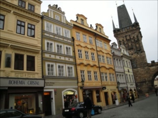 Prague in April