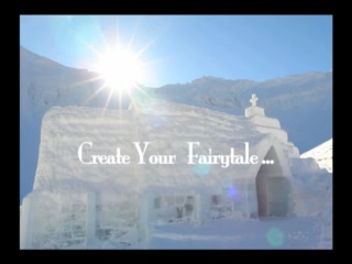 โรมาเนีย: Discover Romania: Ice Hotel: Adventure of a lifetime.