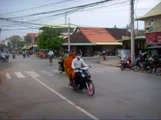 เสียมราฐ, กัมพูชา: Street Scene