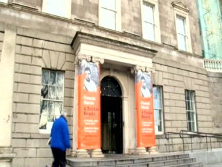 Dublin City Gallery The Hugh Lane: A Dublin, Ireland: The Hugh Lane Art Gallery
