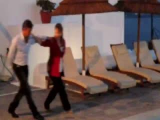 Hotel Tagoo Video Of Greek Night