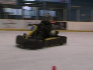 Absolutely Ice - Slough Ice Arena: Ice Karting at Absolutely Ice