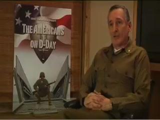 D-Day Battle Tours : Ellwood Talks About D Day