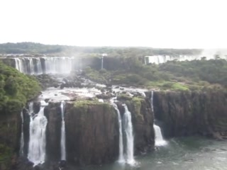 Hostel Iquazu Falls: Another video of the falls