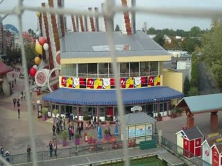 Disneyland Paris, Francja: View from the Balloon