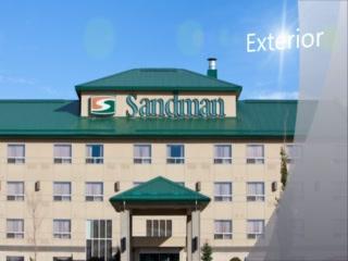 Sandman Hotel & Suites, Calgary Airport: Sandman Hotel Calgary Airport, Alberta
