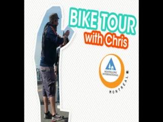 HI Montreal Hostel : Bike tour with HI Montreal