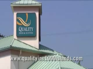 Quality Inn & Suites 1000 Islands: Quality Inn & Suites Gananoque 1000 Islands