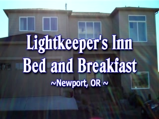The Lightkeeper's Inn Bed & Breakfast: Great Stay at Lightkeepers Inn Bed and Breakfast, Oregon Coast