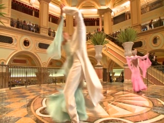 โรงแรมเดอะเวเนเชี่ยน มาเก๊า รีสอร์ท: The Venetian Macao-Resort-Hotel